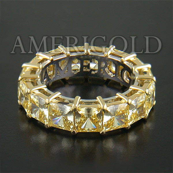 Eternity Diamond Ring by Amerigold
