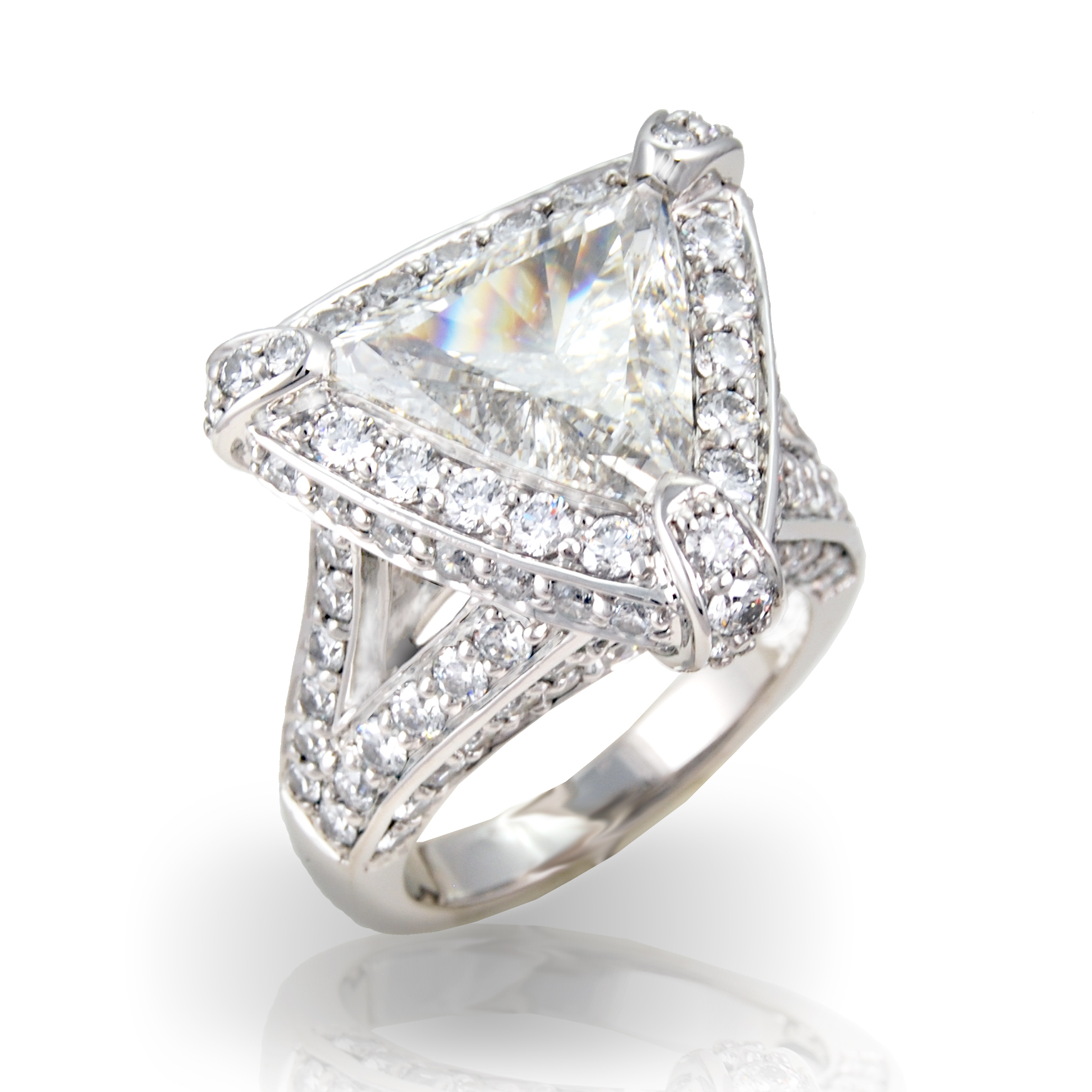 Diamond Authority Ring